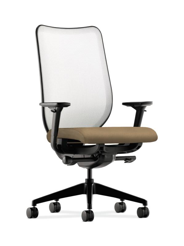 Hon Nucleus Task Chair Fog Ilira Stretch Back Synchro