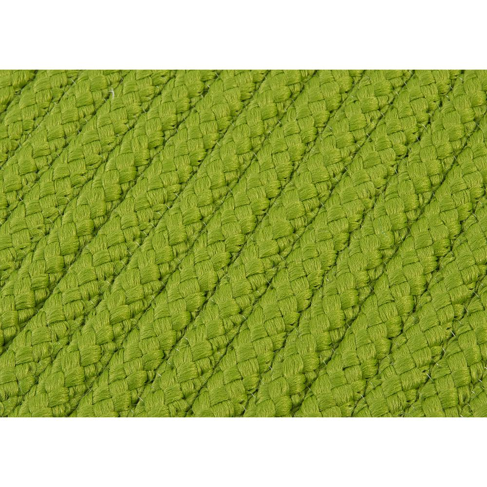Simply Home Solid - Bright Green 6'x9'