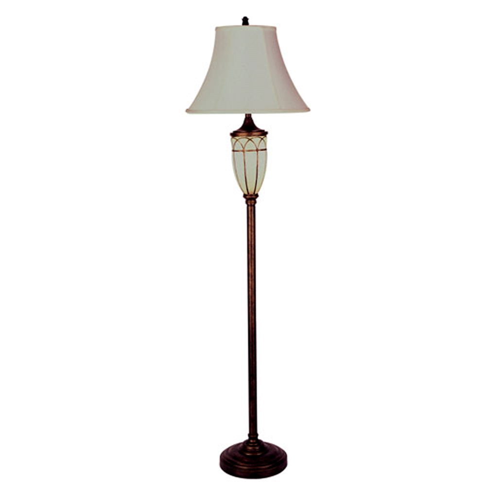 """64"""" Floor Lamp With Night Light. Picture 1"""