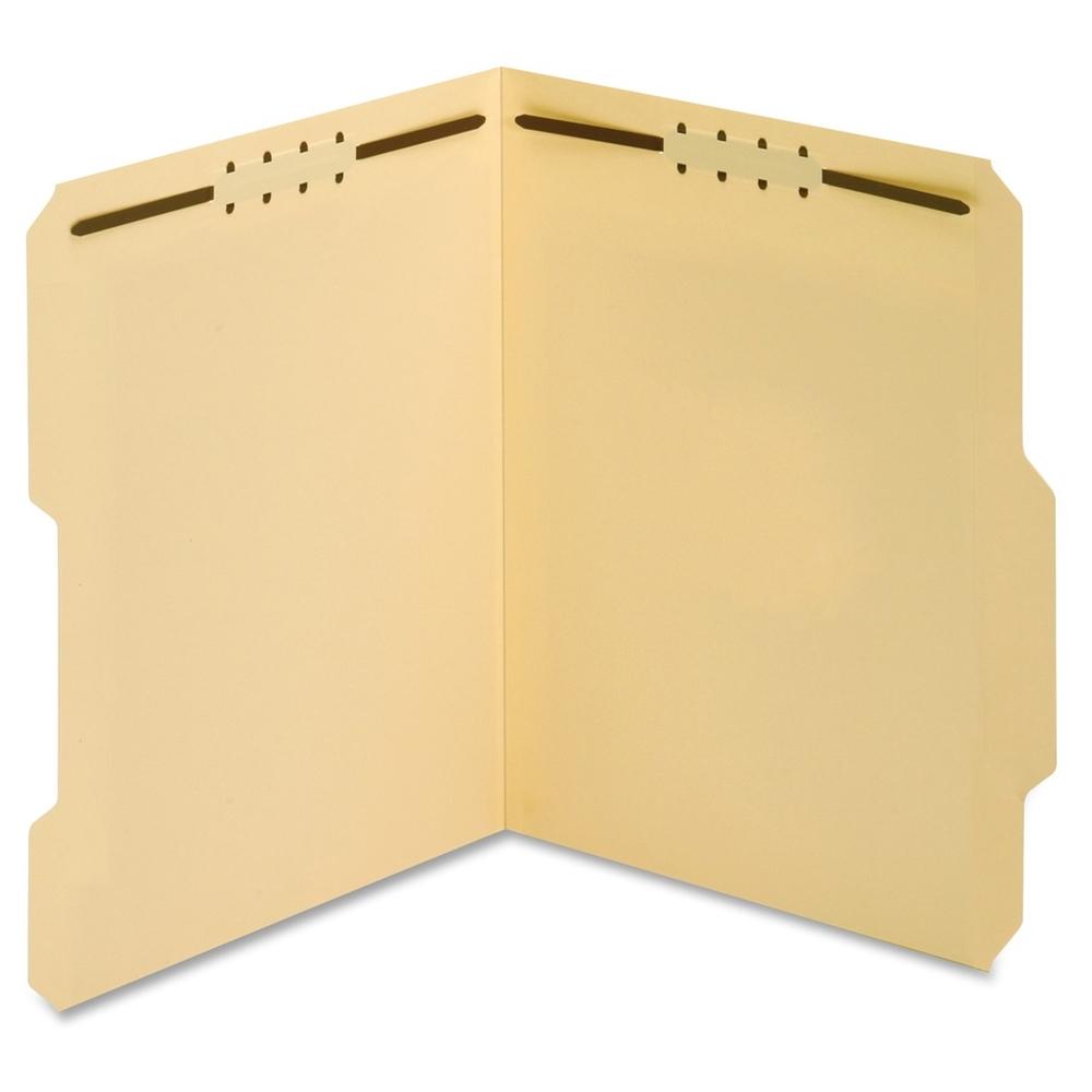 Pendaflex roc tab manila fastener folders letter 8 1 2 for Manila file folders letter 3 tab
