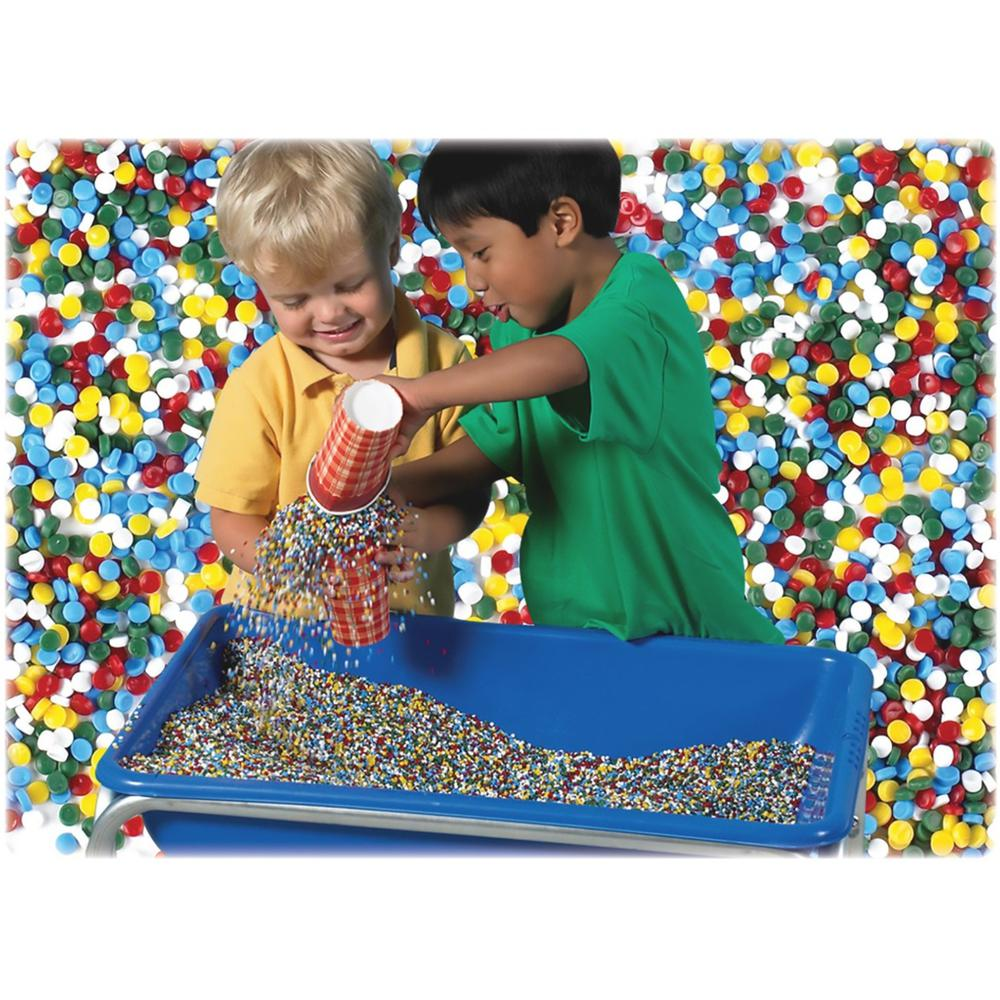 Children's Factory Kidfetti Play Pellets - Theme/Subject: Fun - Skill Learning: Art - 3 Year & Up. Picture 1