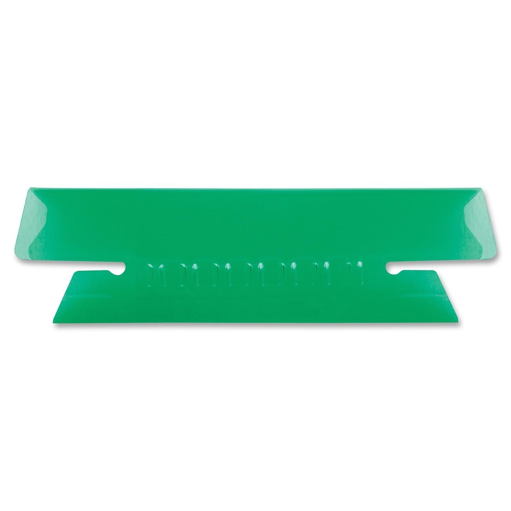 Pendaflex Hanging Folder Plastic Insertable Tabs 25 Tab