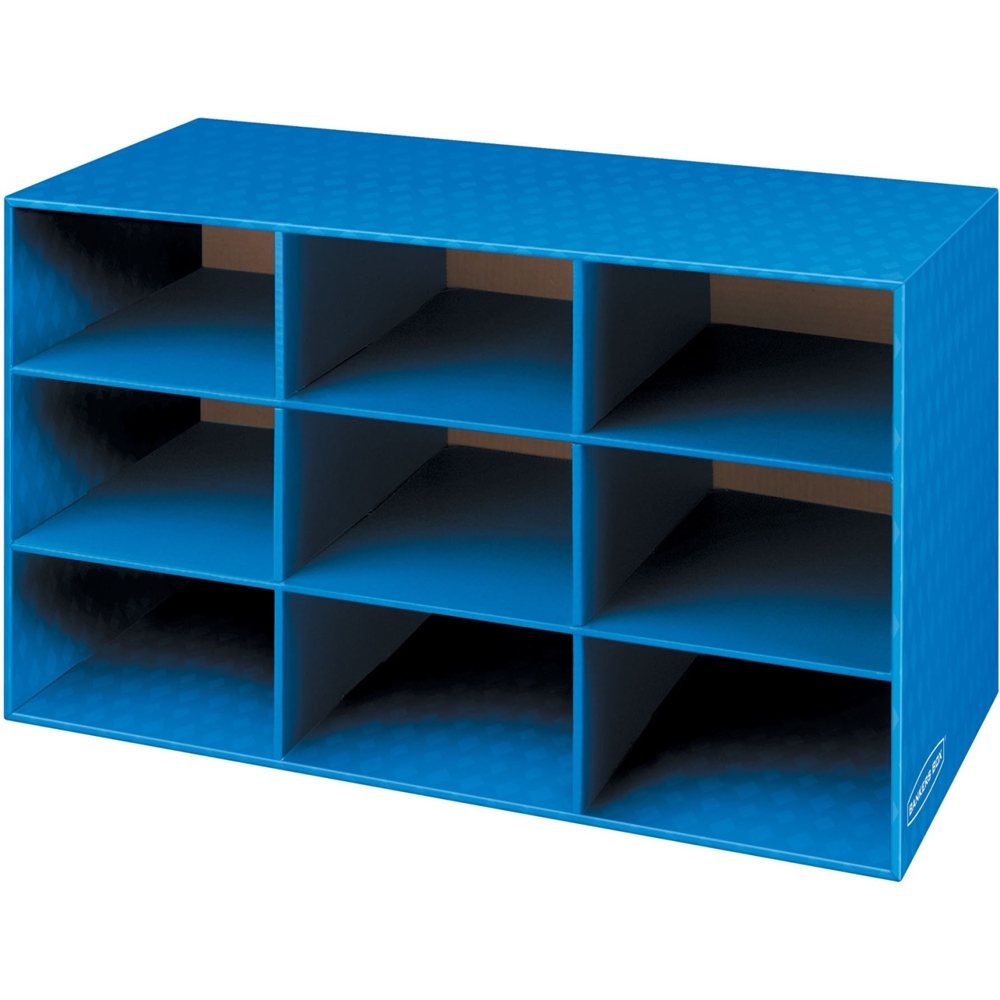 Bankers Box 9 Compartment Cubby 9 Compartment S