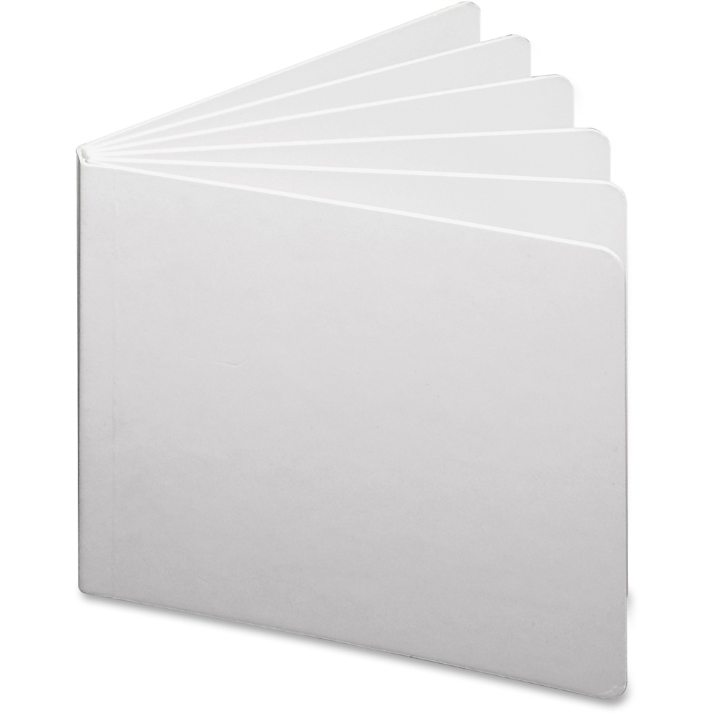 Plain White Book Cover : Ashley blank chunky thick pages book plain white cover