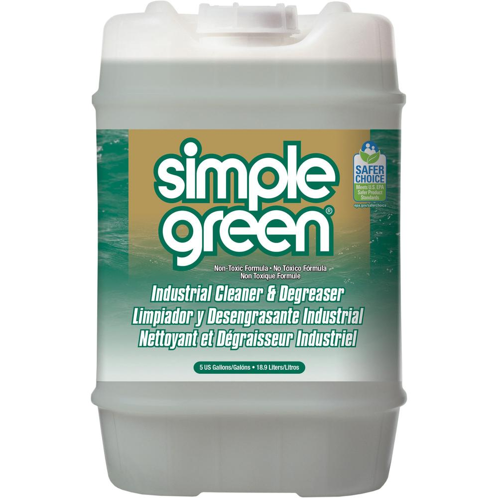 Simple Green Industrial Cleaner Degreaser Concentrate