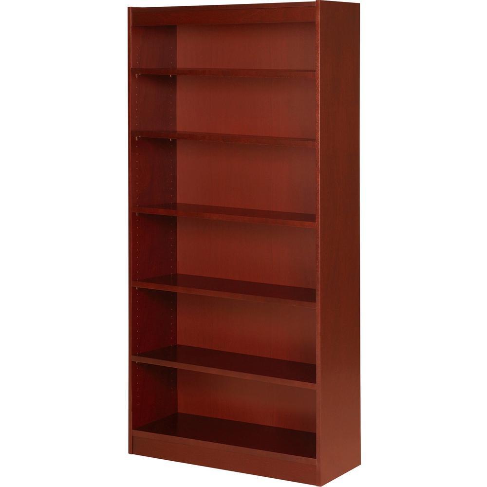 "Timber Bookcase: 36"" X 12"" X 72"" X 0.8"