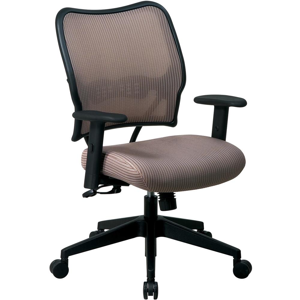 Office Star Space VeraFlex Series Task Chair - Fabric Latte Seat - Fabric Back - 5-star Base - Latte ...  sc 1 st  Bison Office & Office Star Space VeraFlex Series Task Chair - Fabric Latte Seat ...