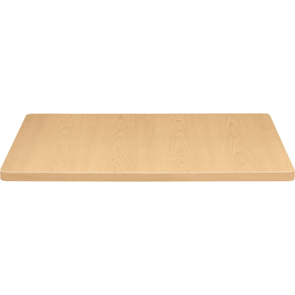 Hon hospitality laminate table top square top 36 for Tabletop table