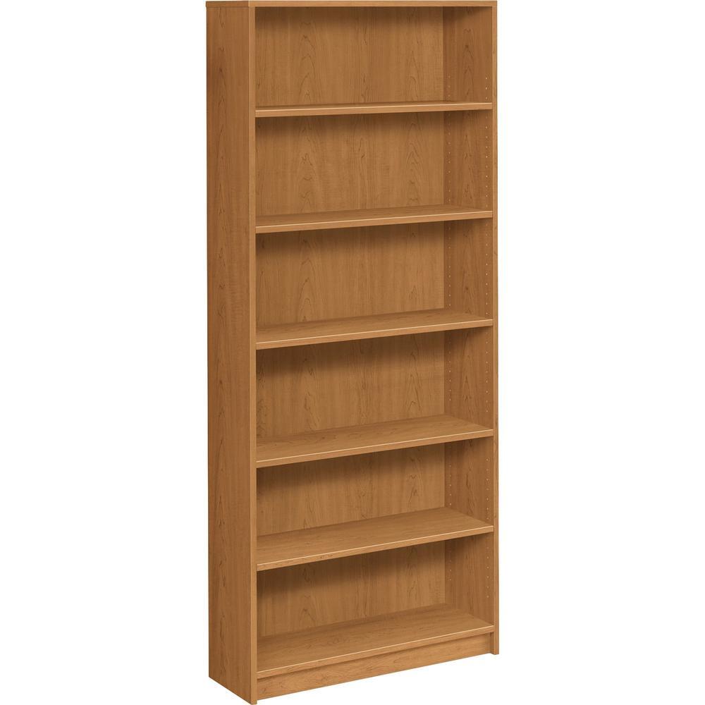 "HON 1870 Series 6-Shelf Bookcase, 36""W"