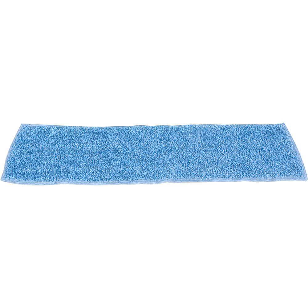"Rubbermaid Commercial Standard Microfiber Damp Mop - 5"" Width18"" Depth - MicroFiber. Picture 1"