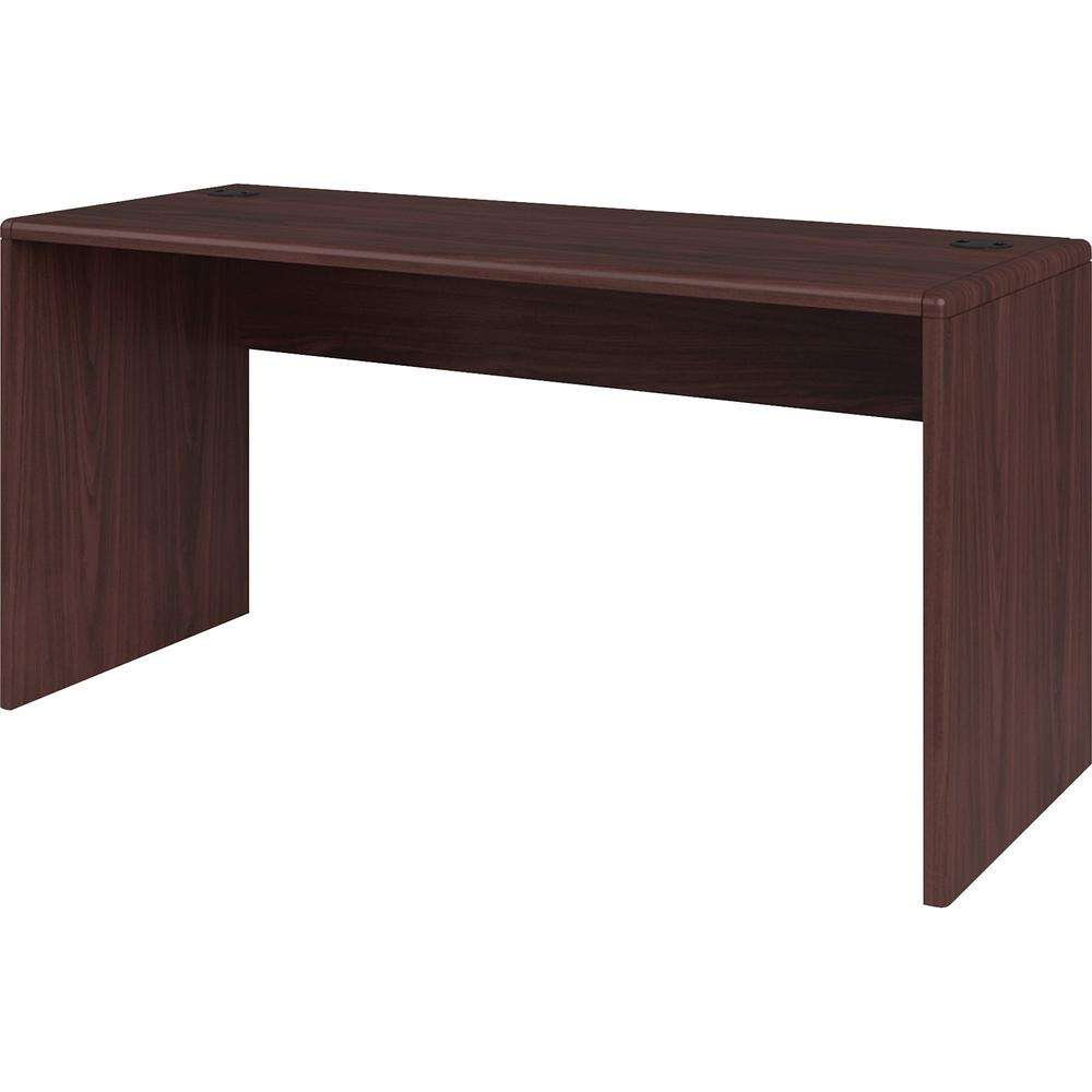 Hon 10700 Series Credenza Shell With 10 Quot Modesty Panel