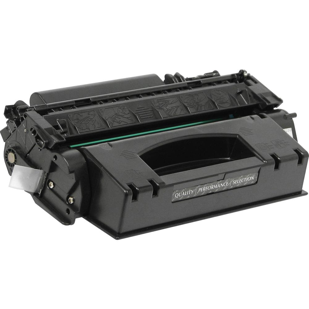 SKILCRAFT Remanufactured Toner Cartridge - Alternative for HP 53X (Q7553X) - Laser - High Yield - 7000 Pages - Black - 1 Each. Picture 1