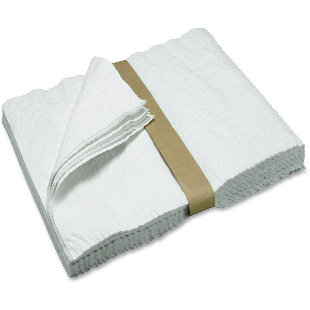 skilcraft general purpose towels 4 ply 13 x 18 white paper nylon absorbent. Black Bedroom Furniture Sets. Home Design Ideas