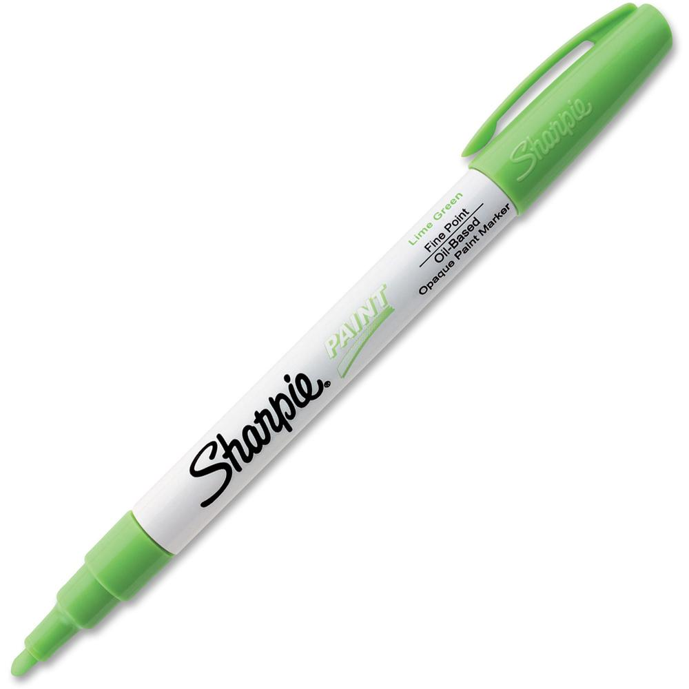 Sharpie fine point oil based paint marker fine point type lime green oil based ink 1 each - Best oil based exterior paint collection ...