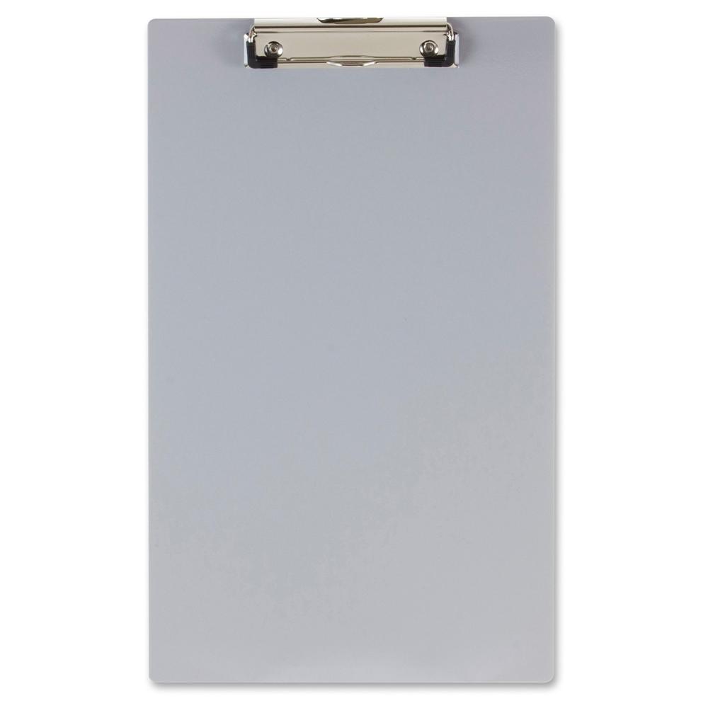 Oic Low Profile Clip Aluminum Clipboard 8 1 2 Quot X 15 1 2
