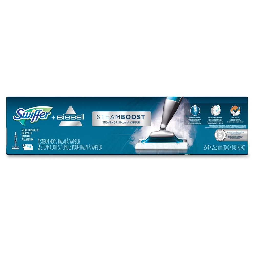 Swiffer Steamboost Kit Blue