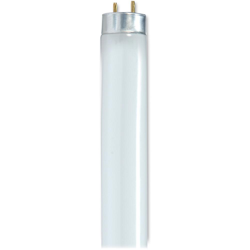 Satco 28 Watt 48 Quot T8 Fluorescent Tube 28 W T8 Size