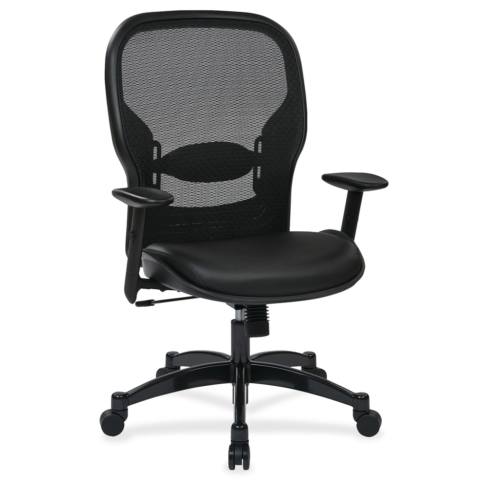 20 Inch Seat Heigh Accent Chair: Office Star Professional Managers Chair