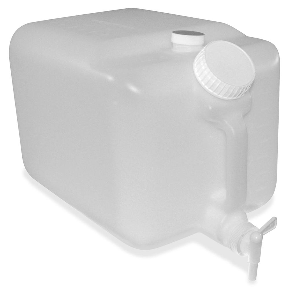 E Z Fill 5 Gallon Container External Dimensions 16