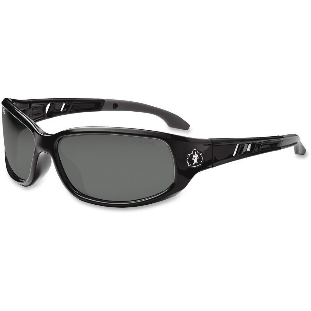 545e0267ad0e Ergodyne Valkyrie Smoke Lens Safety Glasses - Durable