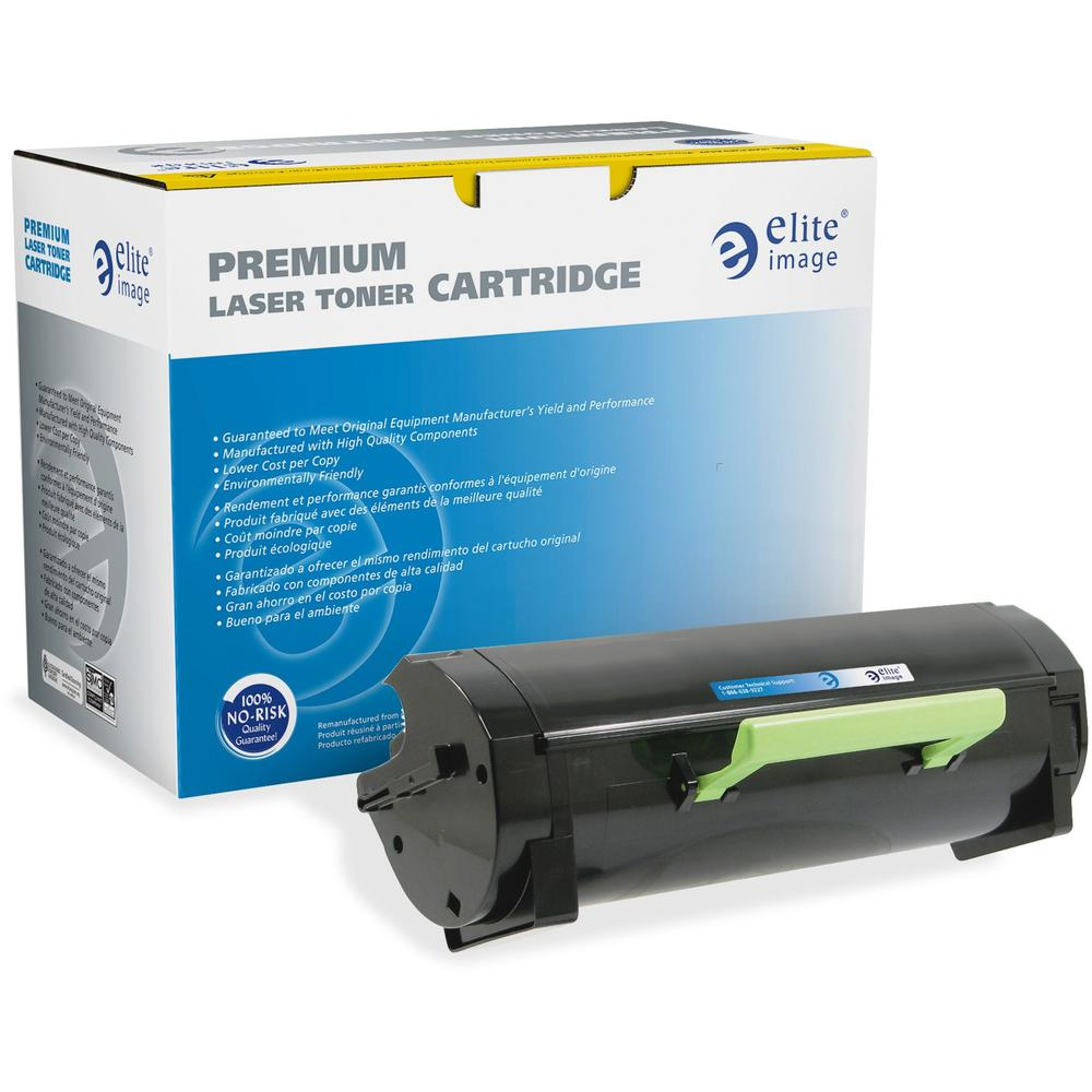 Elite Image Remanufactured Toner Cartridge Alternative For Dell - Laser - High Yield - Black - 20000 Pages - 1 Each. Picture 1