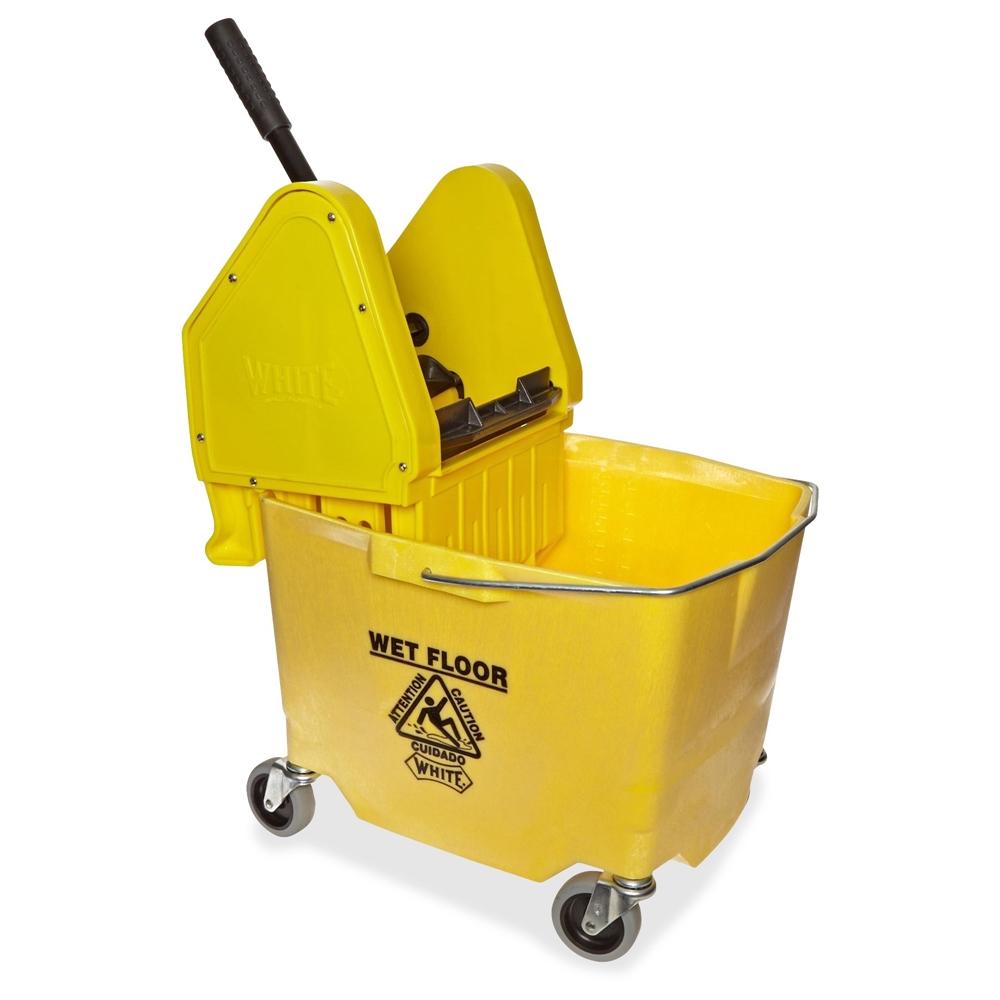 Impact Products 35 Qt Down Press Mop Bucket Wringer Combo