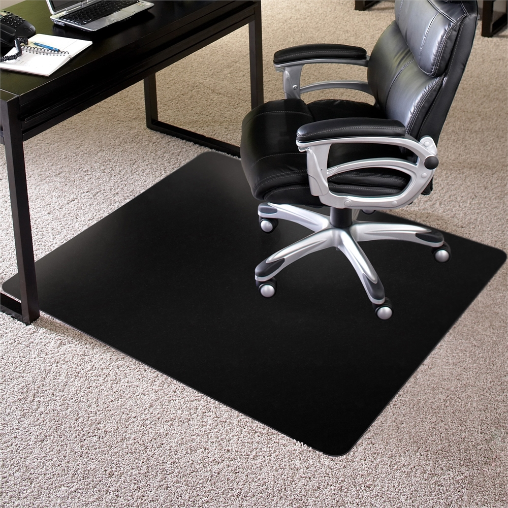es robbins trendsetter carpet chairmat carpet 48 length x 36