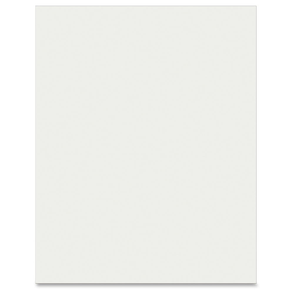 "Pacon Plastic Poster Board - 28"" x 22"" - 25 / Pack - Clear ..."