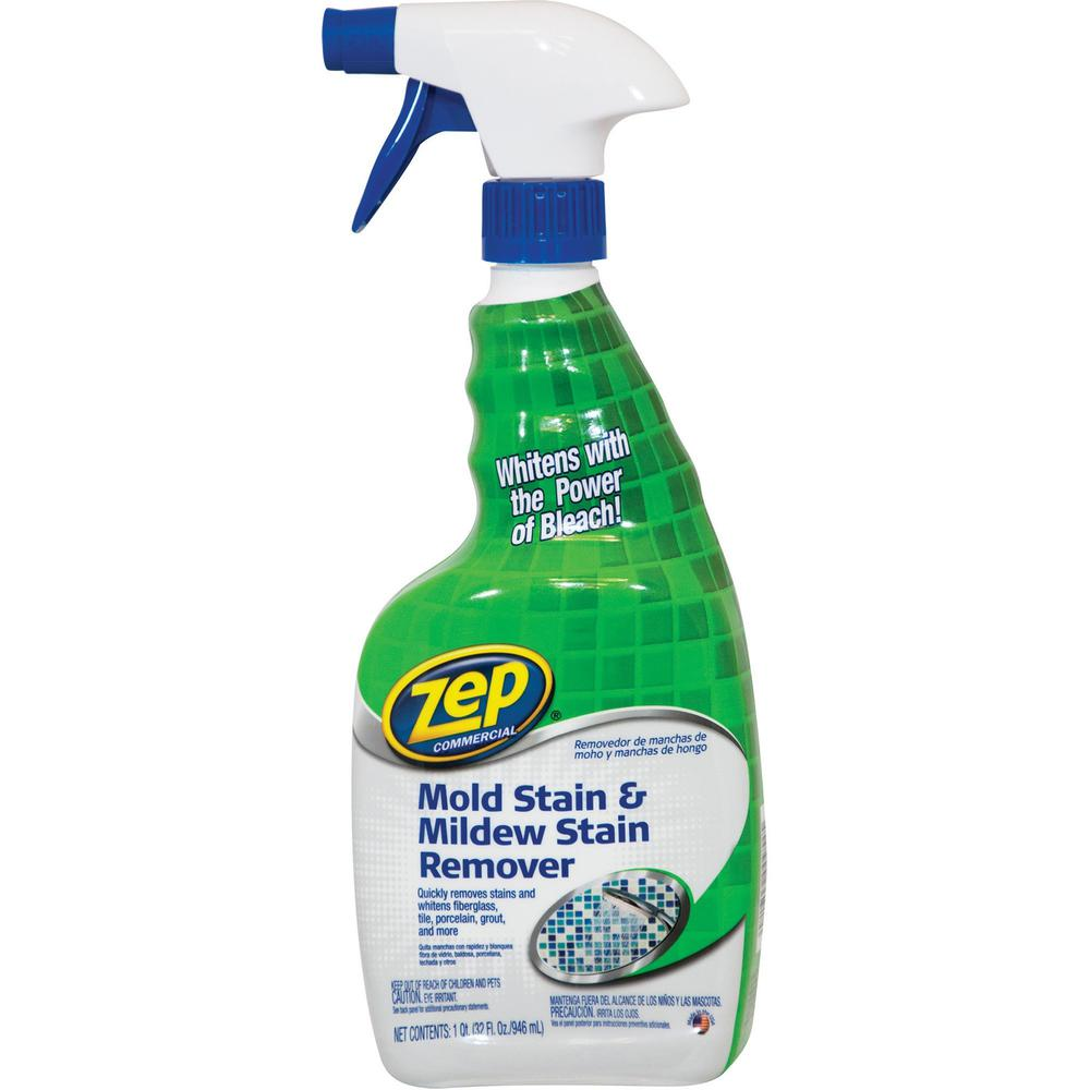 Zep Commercial Mold Stain Mildew Stain Remover Spray 0