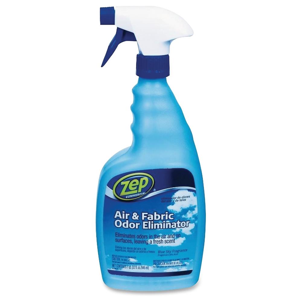 Zep Commercial Air Fabric Odor Eliminator Spray 32 Fl