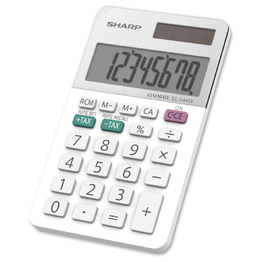 Sharp Calculators Simple Calculator