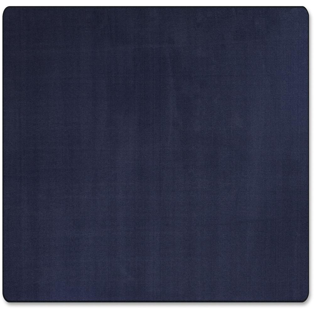 Flagship Carpets Classic Solid Color 12 Square Rug