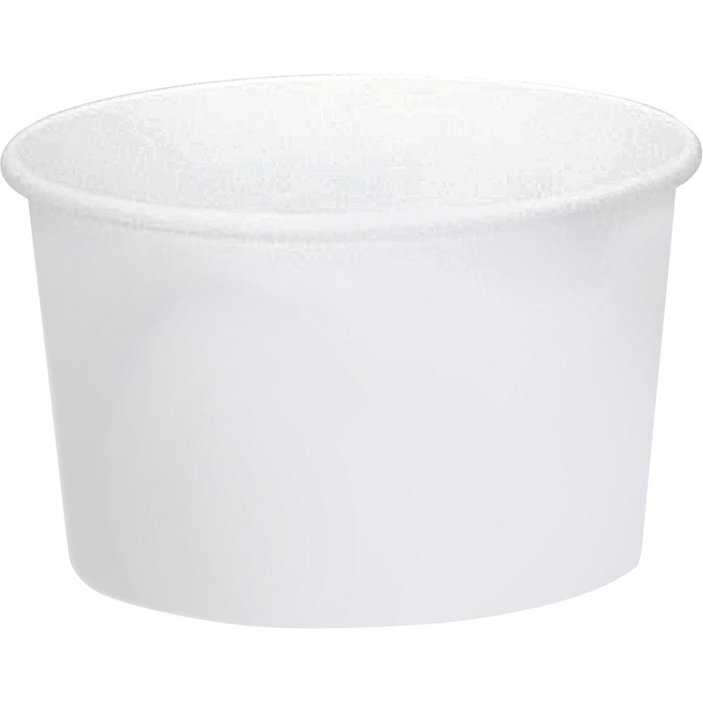 Solo Cup Vs Ssp 8 Oz Paper Food Container 8 Fl Oz Food