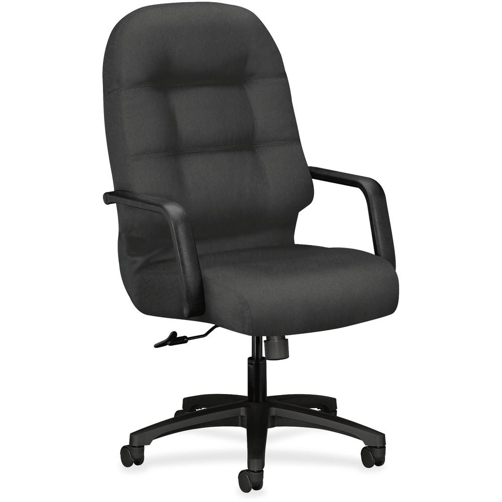 Hon Pillow Soft Executive Chair Polyester Iron Seat