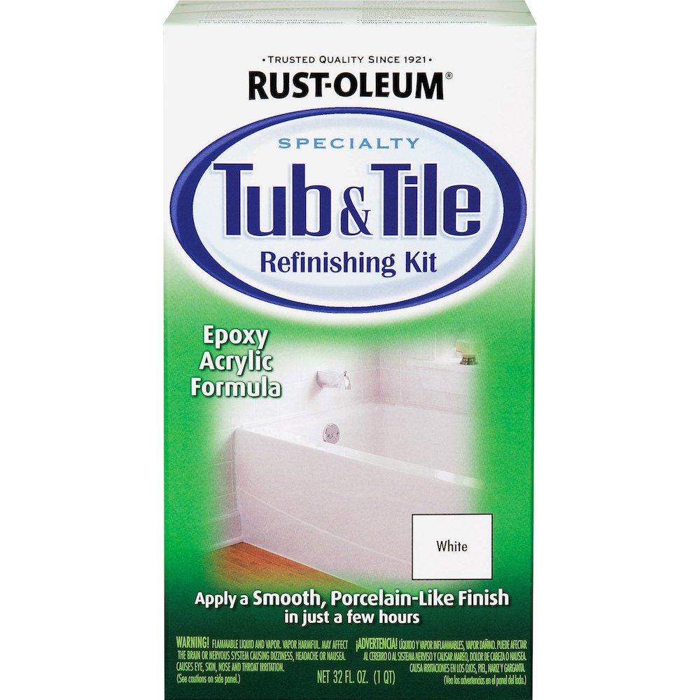 Rust-Oleum Tub & Tile Refreshing Kit