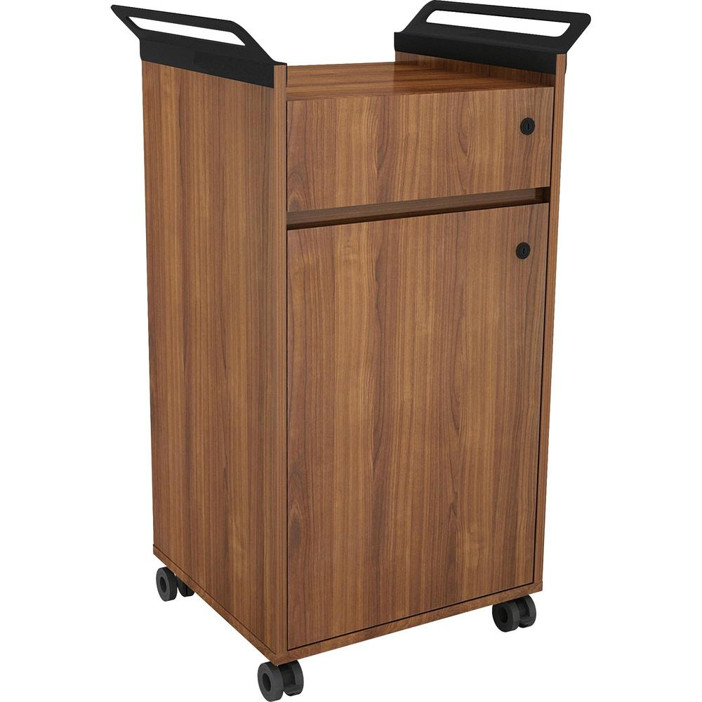 mobile cabinet lorell mobile storage cabinet with drawer 23 5 quot x 17 8 23434