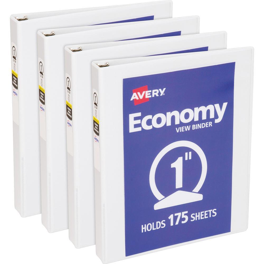 Avery® Economy View Binder