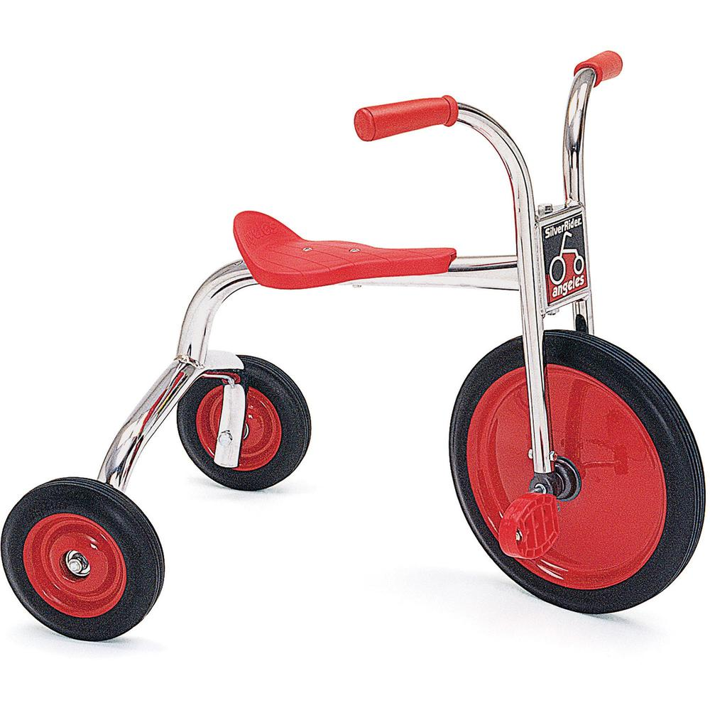 Angeles SilverRider Tricycle - Steel Frame - Silver. Picture 1