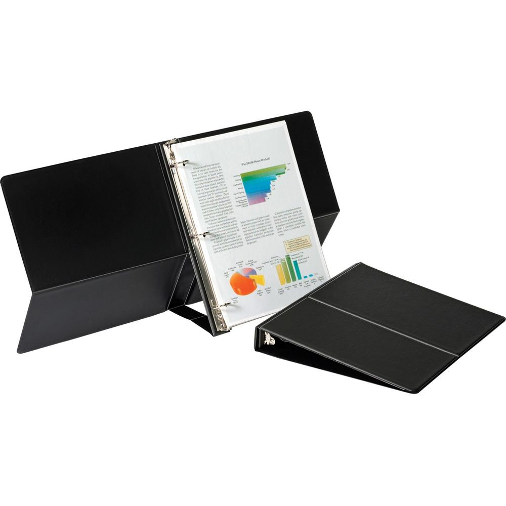 Cardinal Presentation Easel Round Ring Binders 1 Quot Binder