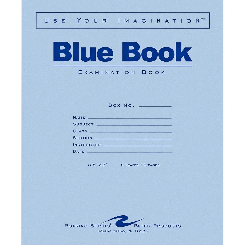 yale college blue book best essy