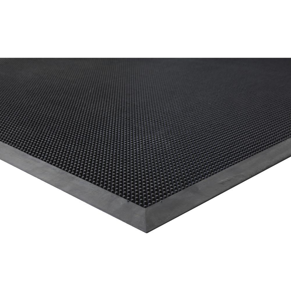 genuine joe brush tip outdoor scraper mats outside. Black Bedroom Furniture Sets. Home Design Ideas