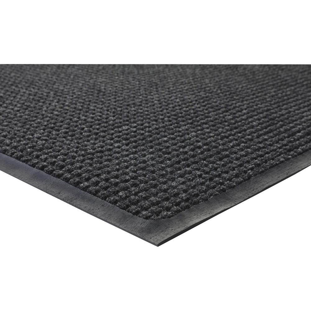 Genuine Joe Waterguard Indoor Outdoor Mats Carpeted