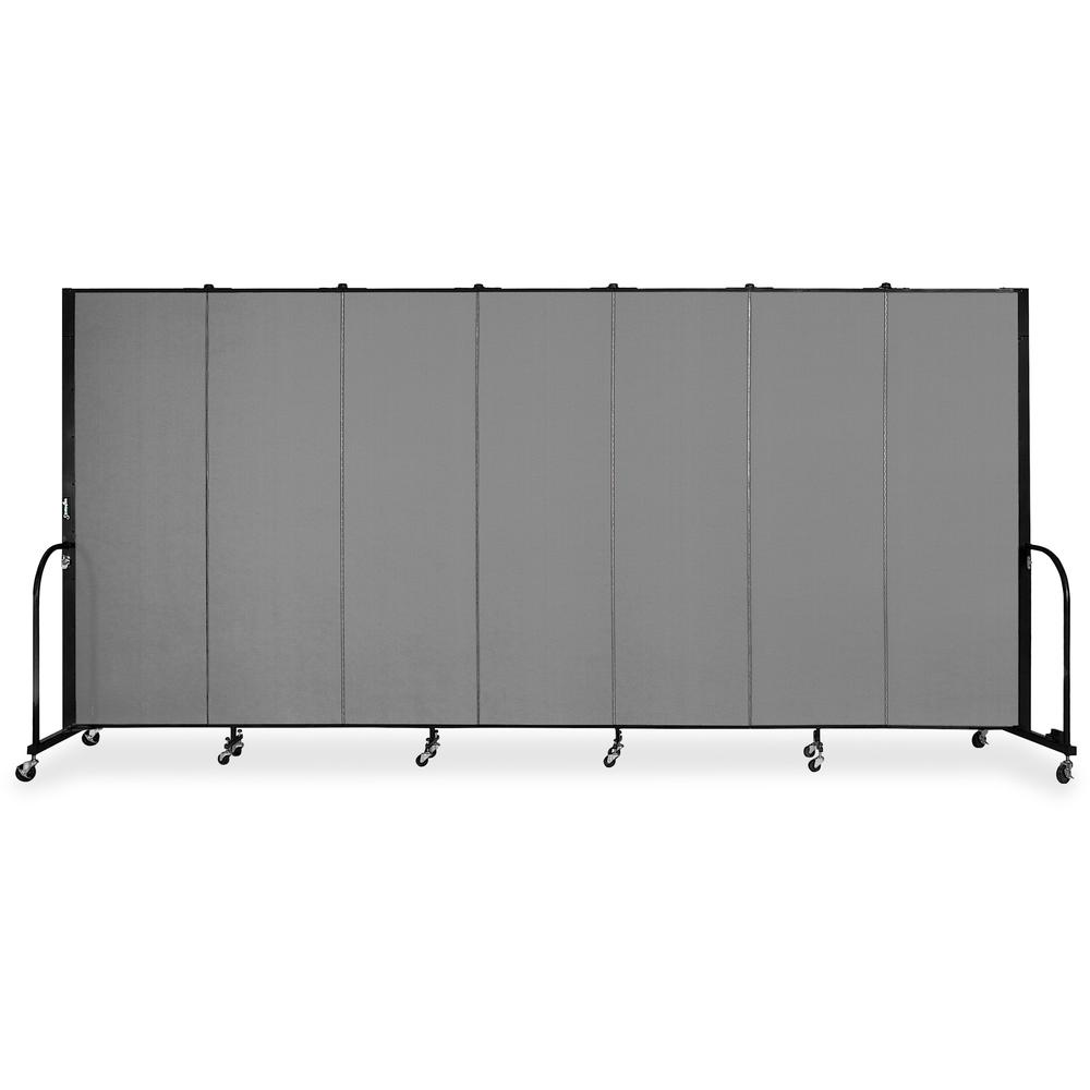Screenflex Portable Room Dividers 72 Height x 131 ft Length