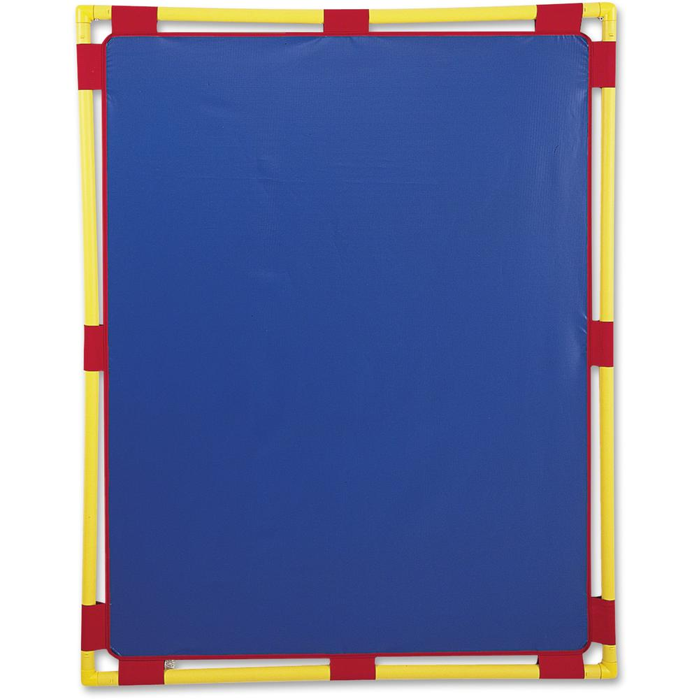 Children's Factory Big Screen Play Panel - Blue. Picture 1