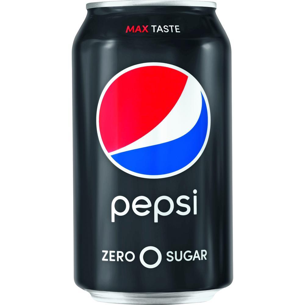 Pepsi Max Pepsico Zero Calorie Cola Soda Cola Flavor