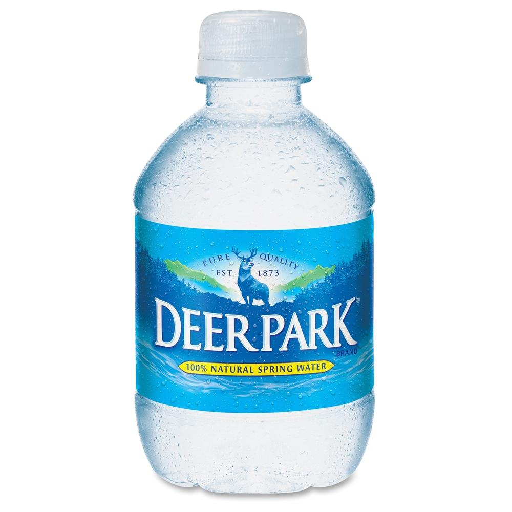 Deer Park  Natural Spring Water  Oz  Pack