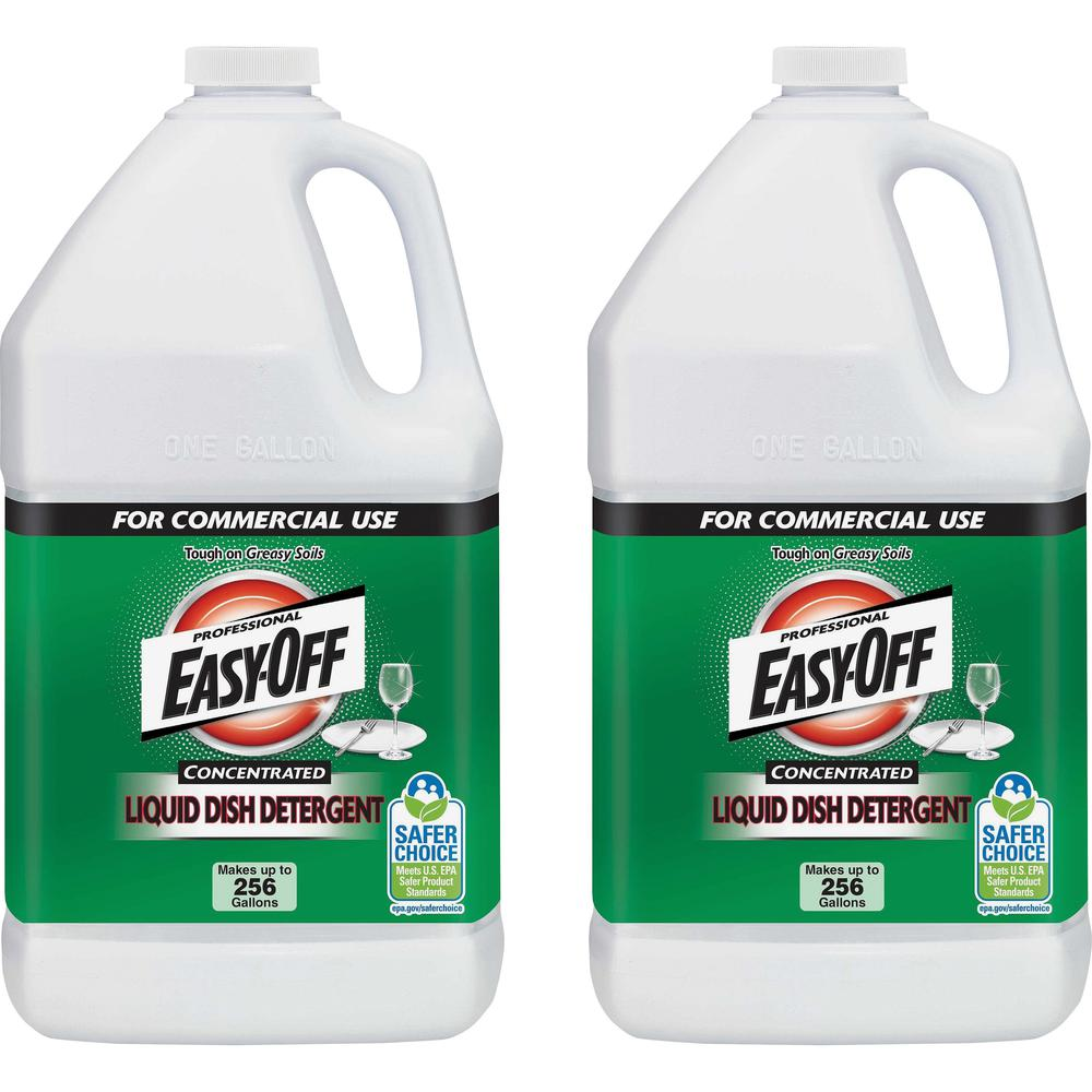 Easy Off Easyoff Liquid Dish Detergent Concentrate