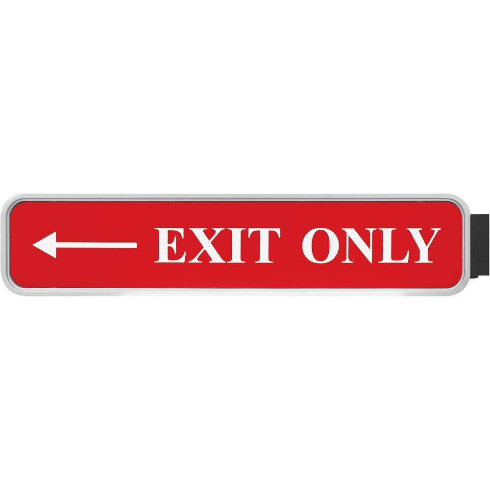 Xstamper Designer Corridor Sign 1 Each 10 Quot Holding
