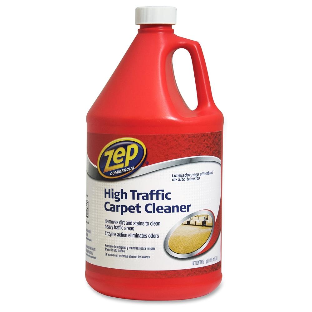 Zep Commercial High Traffic Carpet Cleaner Liquid 1