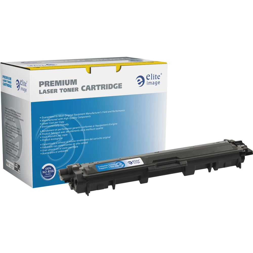 Elite Image Remanufactured Toner Cartridge - Alternative for Brother TN221 - Magenta - Laser - 1300 Pages - 1 Each. Picture 1